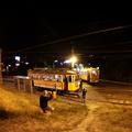Százéves pesti  villamosokat fotóztunk éjjel – NKPK 60.