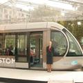 Villamosát árulja az Akadémia előtt az Alstom