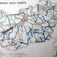 Decemberben bezárnának majd' kétezer kilométer vasutat
