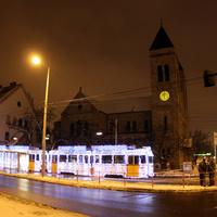 Elbúcsúzott a karácsonyi villamos – NKPK 64.
