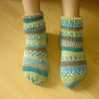 Újabb zoknik...