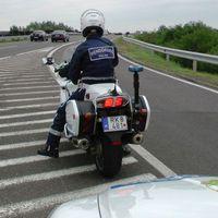 Elítélte a bíróság a rendszámukkal trükköző motorosokat