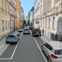 A Reáltanoda utcában továbbra is csak az autóknak lesz helye