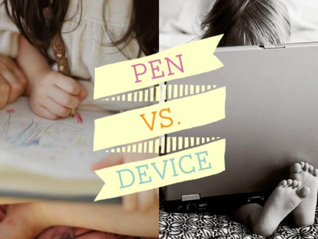 Melyiket tanulja meg a gyerek: a tízujjas gépelést vagy a kézírást?