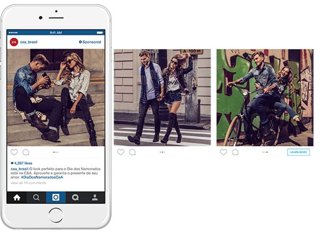 Új, de miért jó az új Instagram carousel?