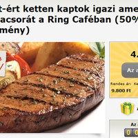 Bónusz Brigád steak vacsora - Tapasztalatok