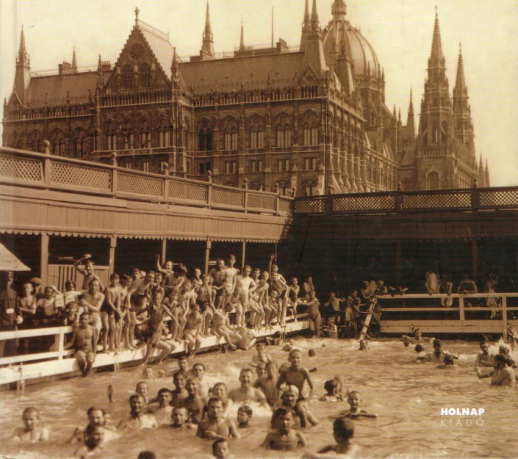 Buza Péter - Fürdőző Budapest című könyvéből