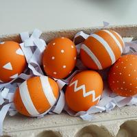 Csak természetesen-tojásfestés