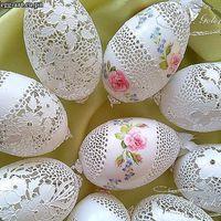 Inspirációk húsvéti tojásdekoráláshoz