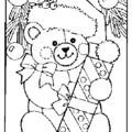 Mikulásos vagy karácsonyi kifestők