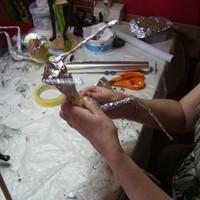 Kézműveskedés paverpol-lal