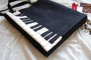 Pianinó táska varrása