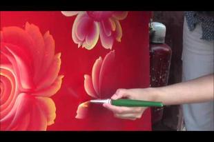Díszítő festés