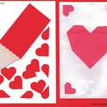 Origami képeslapok