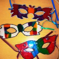 Farsangi szemüvegek