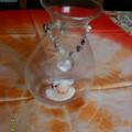 Kagylódekorációk - váza