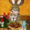 Mi így készültünk a Húsvétra