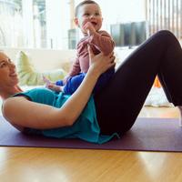 Testmozgás szülés után