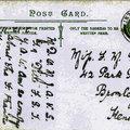 Miért küldtek dédapáink rejtjelezett képeslapot dédanyáinknak?