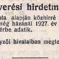 726. Vadászati jog bérbe adása