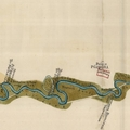 321. Rába-térkép a 18. század végéről