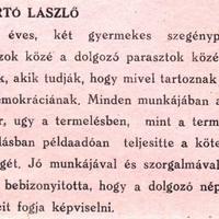 312. Az első tanácsválasztás helyi jelöltjei
