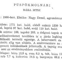 787. A községi termelőszövetkezet 1964-ben