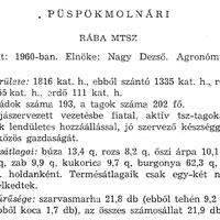 775. A községi termelőszövetkezet 1962-ben