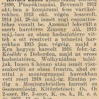 395. Katonák az I. világháborúból 1.