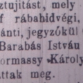 246. Bulvárhírek 1878-ból