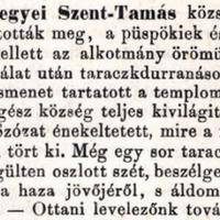833. Tudósítás 1867-ből