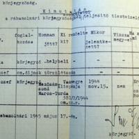 526. Napi jelentés 1945-ből 4.