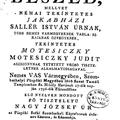 396. Motesiczky Judit gyászbeszéde