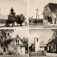 486. Régi képeslap Püspökmolnáriról