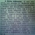 607. Újabb bulvárhírek 1886-ból