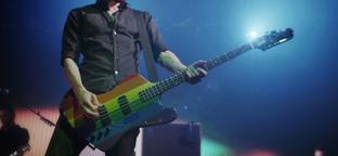 A szivárvány basszgitár és a legális amcsi fű randevúja a Szigeten