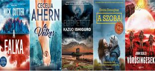 Öt könyv, öt kaland a nyárra