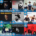 Alex Clare, Rita Ora és Wiz Khalifa is erősíti a Sziget line-upot
