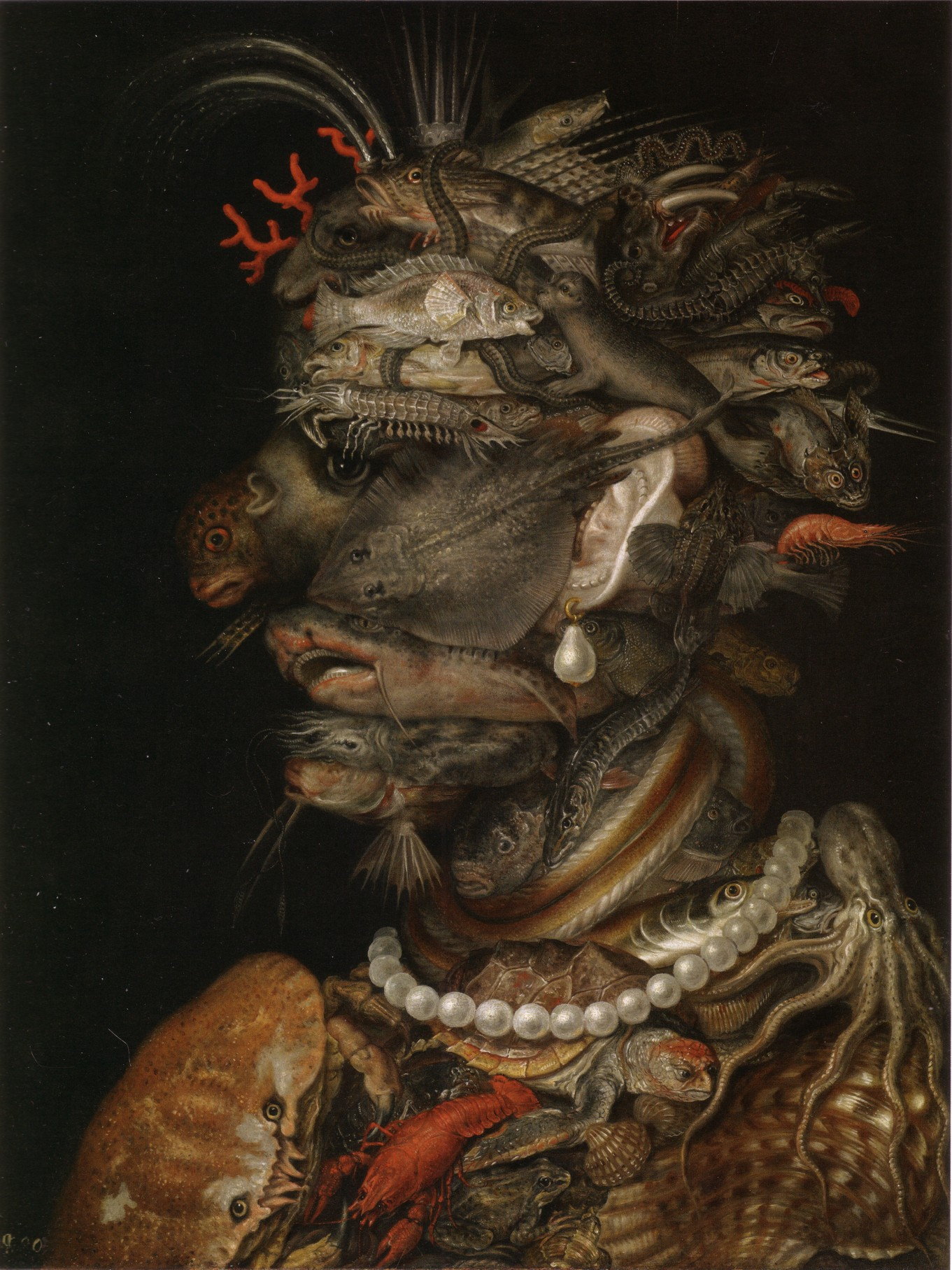 Magyar királyok szürrealista festője