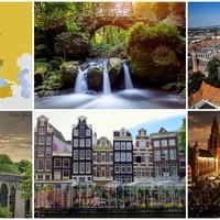 Egy változatos birodalom: Benelux Államok