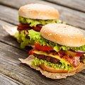 Egy házi hamburgernél nincs jobb!