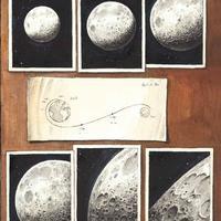 Egy egér kalandos utazása a Holdra