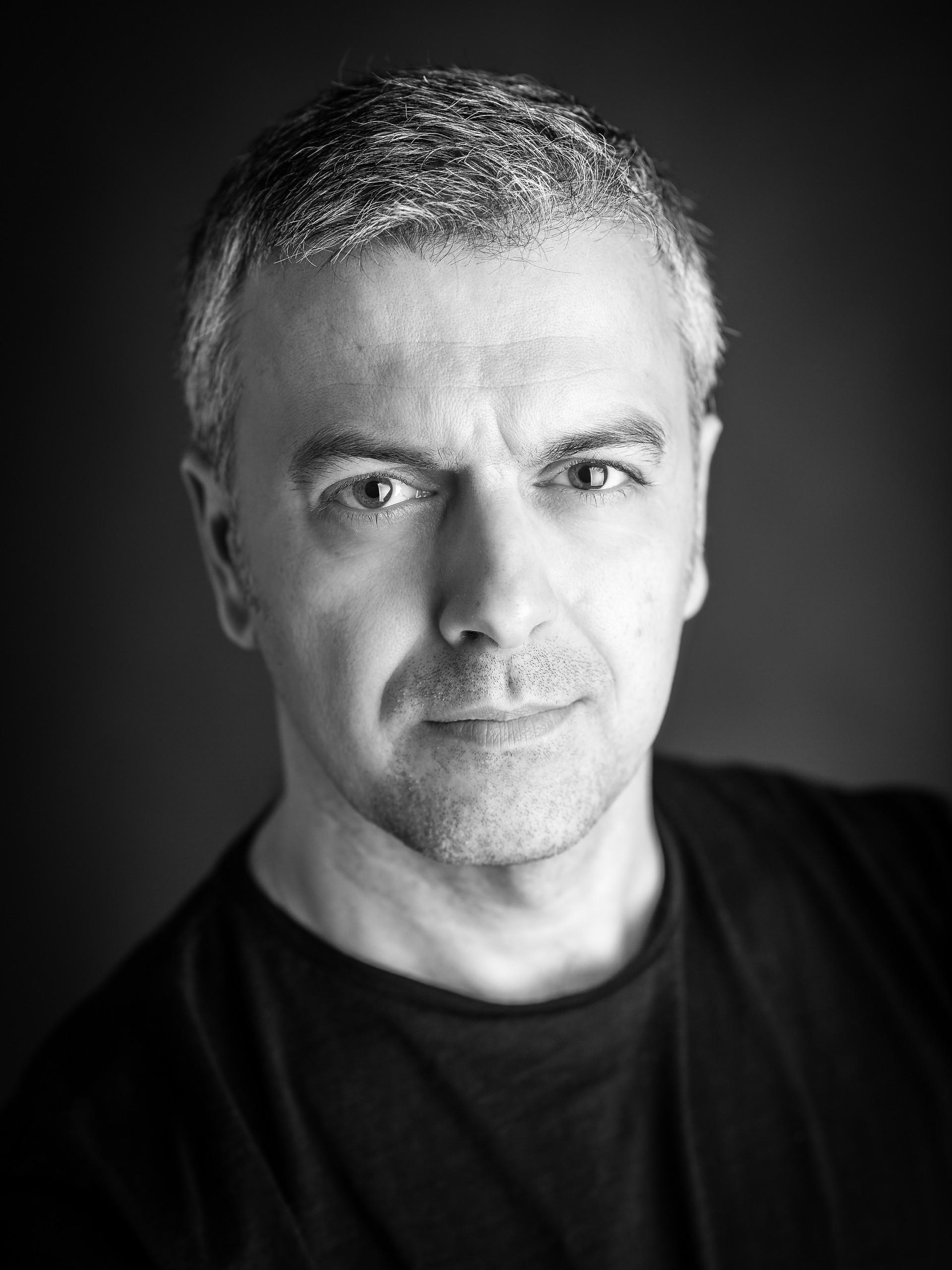 Gyurkovics Tamás (Fotó: Tassy Márk)