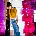 Projekció és önazonosság videóban