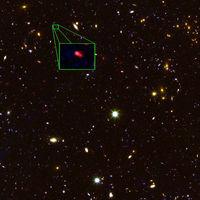 Megtalálták a legtávolabbi galaxist
