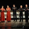 Nyugat-Magyarországi turnén a Capella Silentium