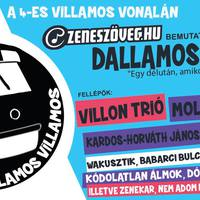 Idén is zötyög a Dallamos Villamos