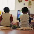 Öt éves korig tilos a tévé