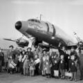 Ritka fotók az '56-os menekültekről