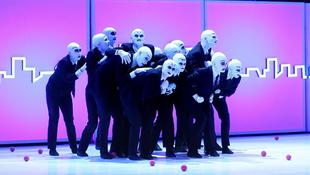 Mindenki Veszprémbe táncol